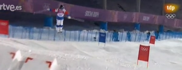 Sochi live stream in Spain