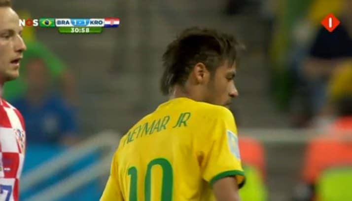 Brazil vs Croatia on NOS