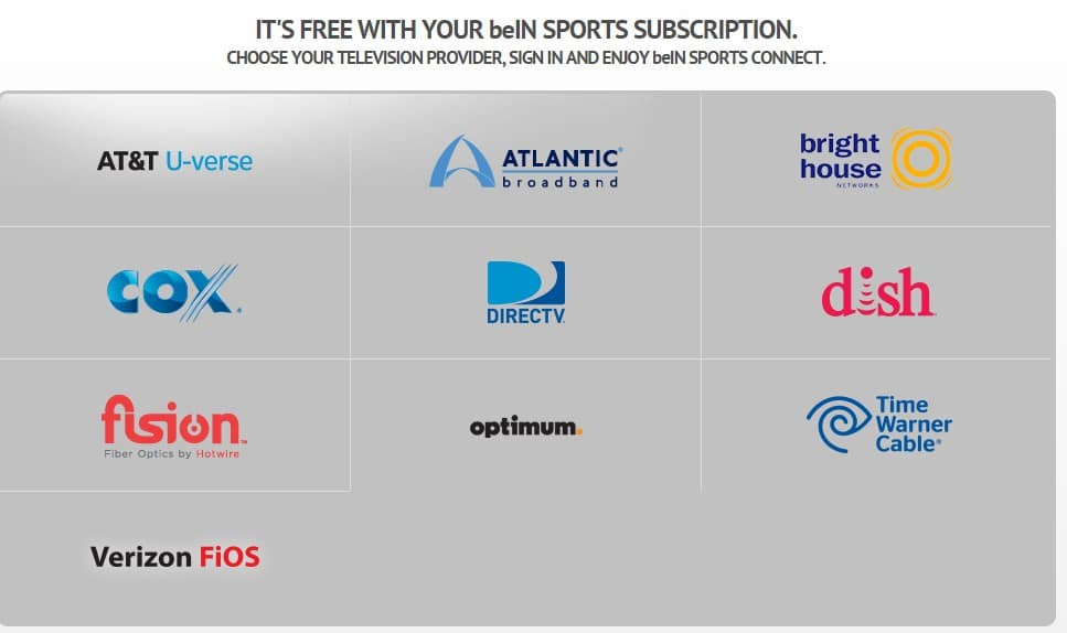 beinSports subscription