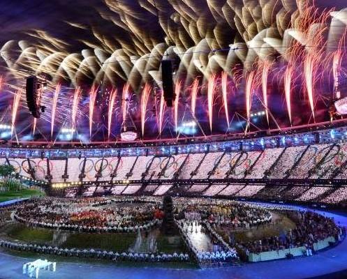 Rio Summer Olympics opening ceremony online