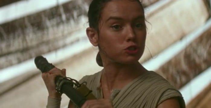 Star Wars: The Force Awakens på Netflix
