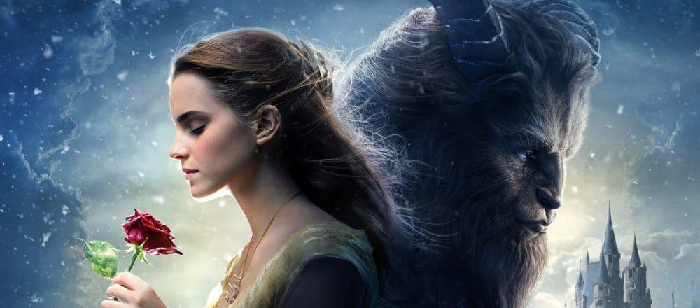 Beauty and the beast on Netflix