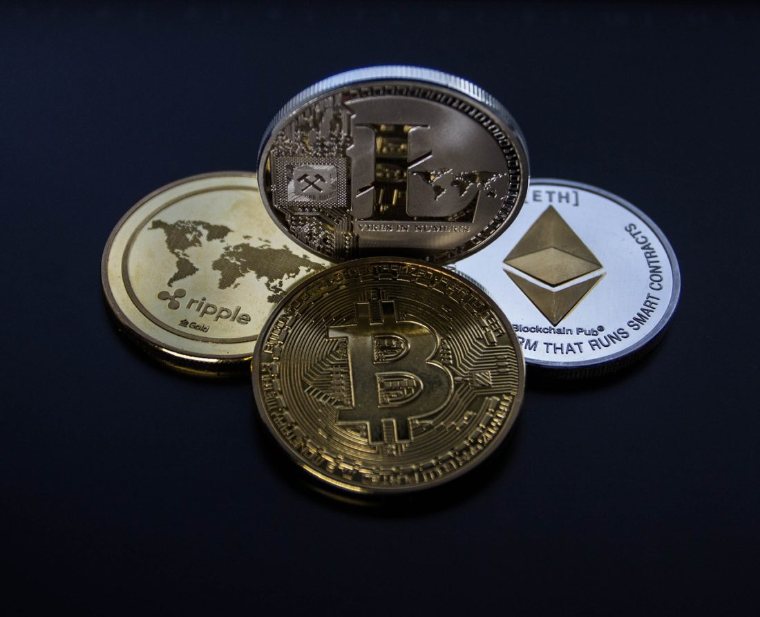 The most important cryptocurrencies