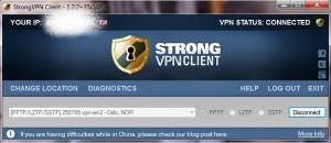 StrongVPN felülvizsgálat