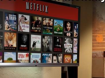 Se på Netflix fra utlandet