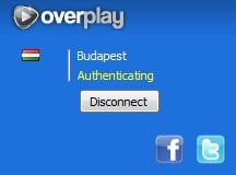 Connecting to Overplay server