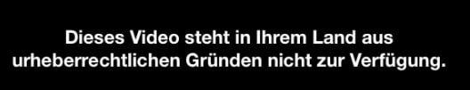 ProSieben unavailable from abroad