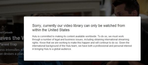 Hulu From Abroad