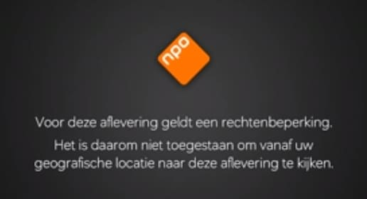 Best way to watch Nederlands from abroad?