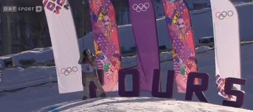 Winter Olympics snowboarding online