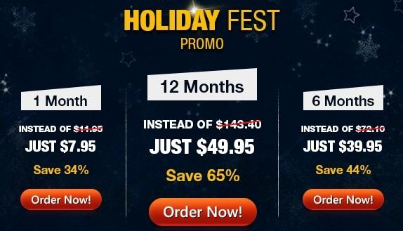 PureVPN promo discount
