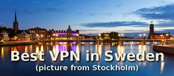 best vpn in sweden