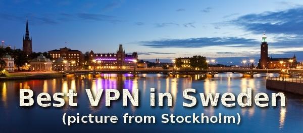 Bästa VPN i Sverige