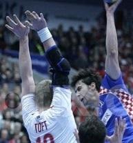 Se Danmark vs Kroatien live online i aften