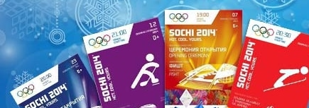 Winter Olympics in Sochi