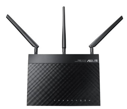 The Dark Knight VPN router