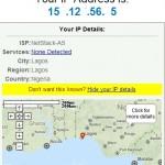 Best way to get a Nigerian IP address!