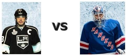 Watch Rangers vs Kings online