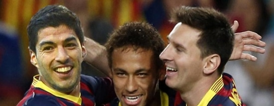 Barcelona vs Bayern Munchen