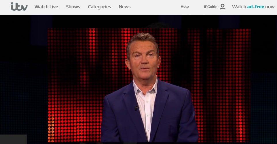 Vi tittar på The Chase på ITV utomlands