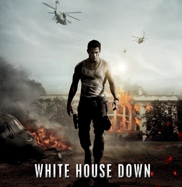 White House Down on NOW TV