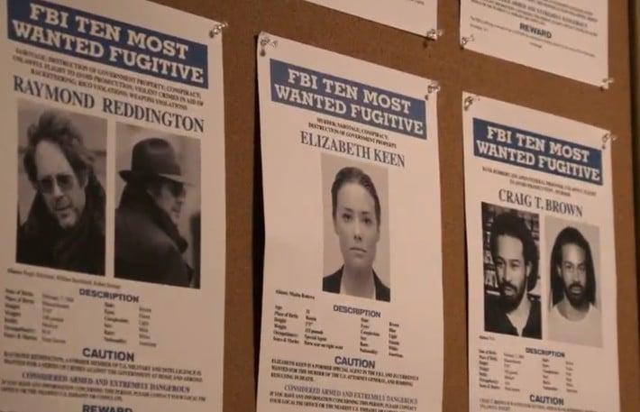 Elizabeth Keen - Wanted by the FBI