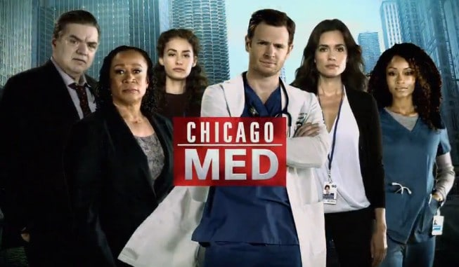 Coming soon to NBC - Chicago Med