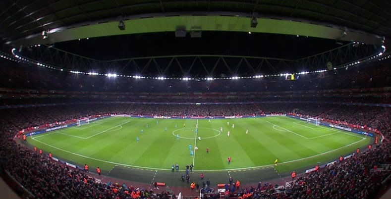 Se Manchester United - Arsenal online