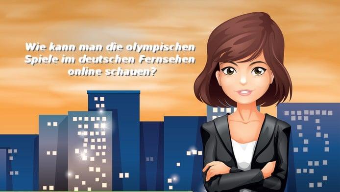 Die olympischen Spiele im deutschen Fernsehen online