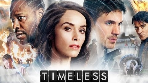 Timeless coming to NBC