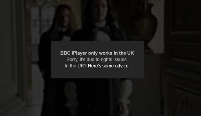 BBC fight on VPNs