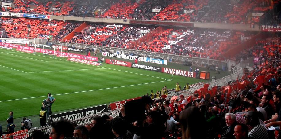 Ligue 1 på nettet
