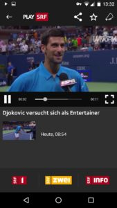 SRF on Android