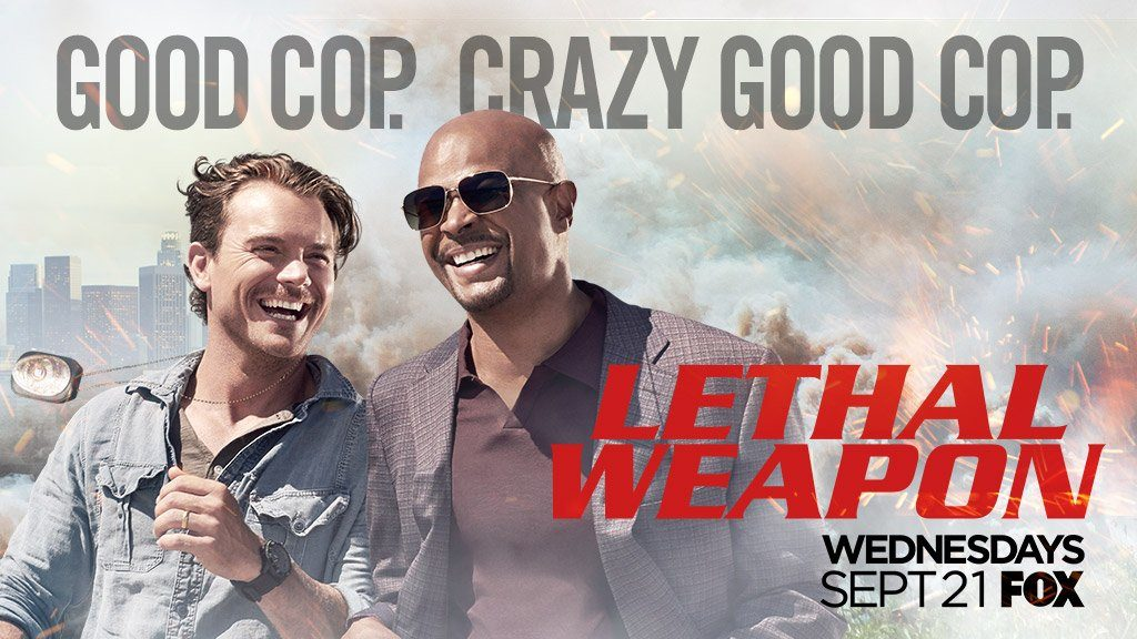 Lethal Weapon is back