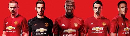 Se Manchester United - Manchester City på nettet