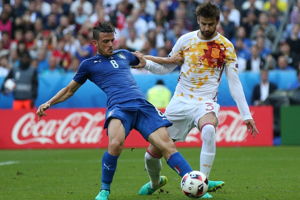 Watch Italy vs Spain online on October 6th