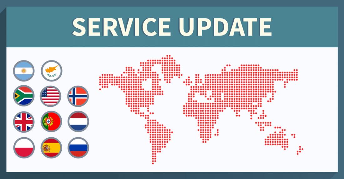 nordvpn service update