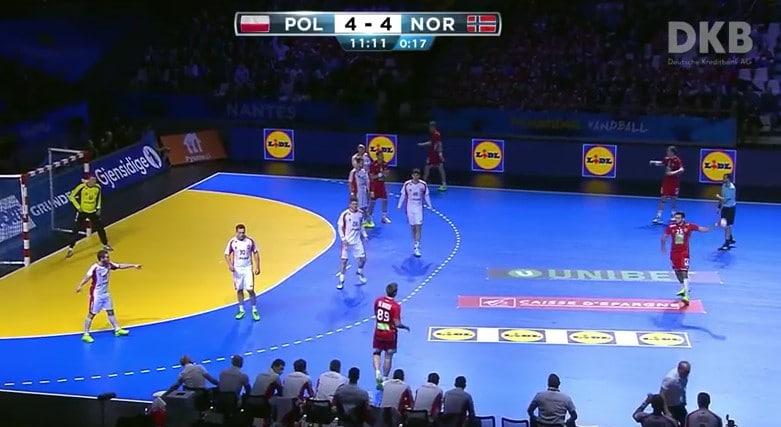 Campeonato Mundial de Andebol 2017 online