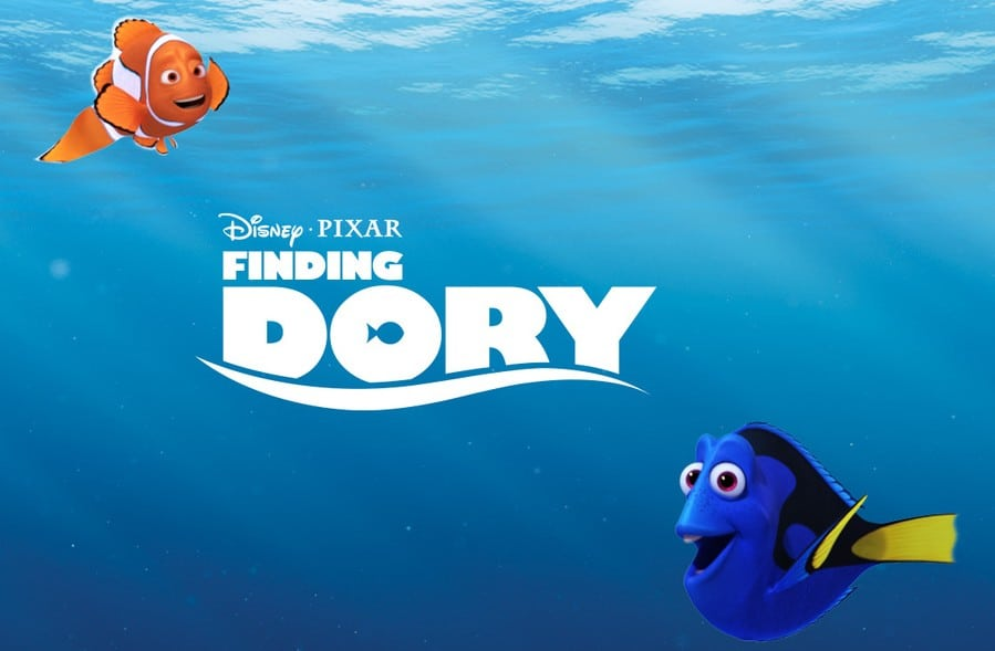 Now you can watch Finding Dory on Netflix