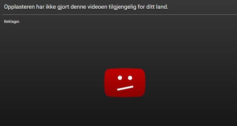 opplasteren har ikke gjort denne videoen tilgjengelig for ditt land