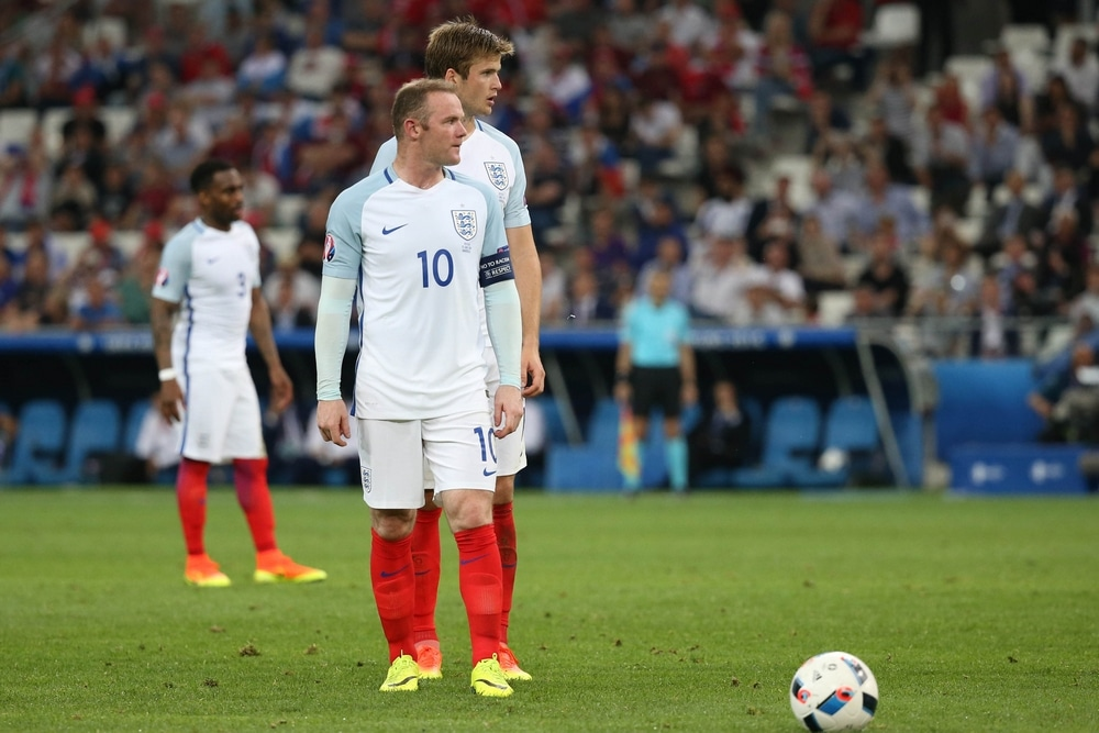 Watch England - Slovakia online on September 4th