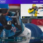 The Winter Olympics blowing away