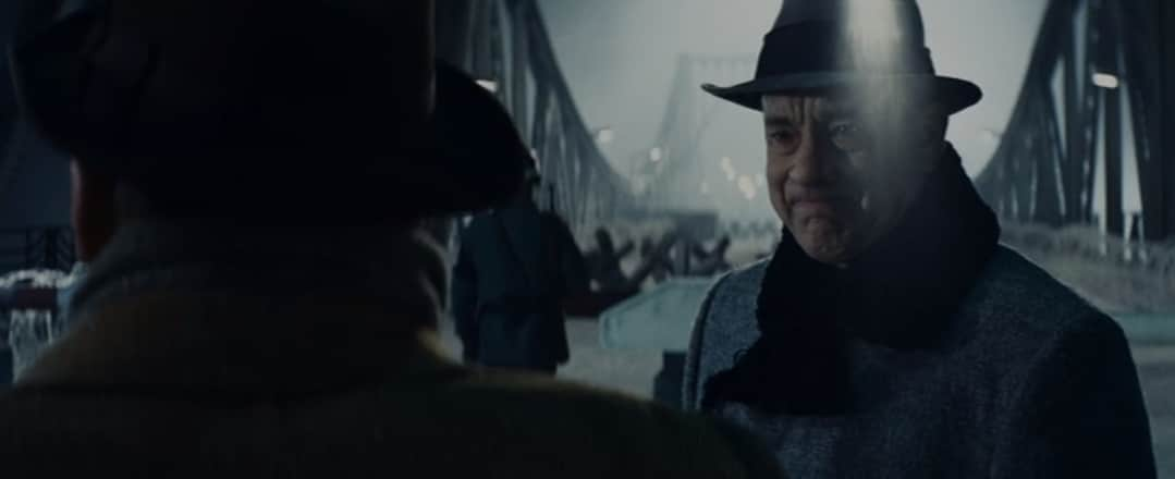 I am watching Bridge of Spies on UK Netflix