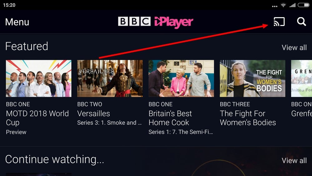 How to watch BBC on Chromecast abroad?