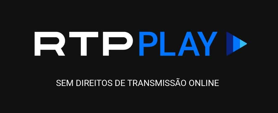 sem direitos de transmissão on-line