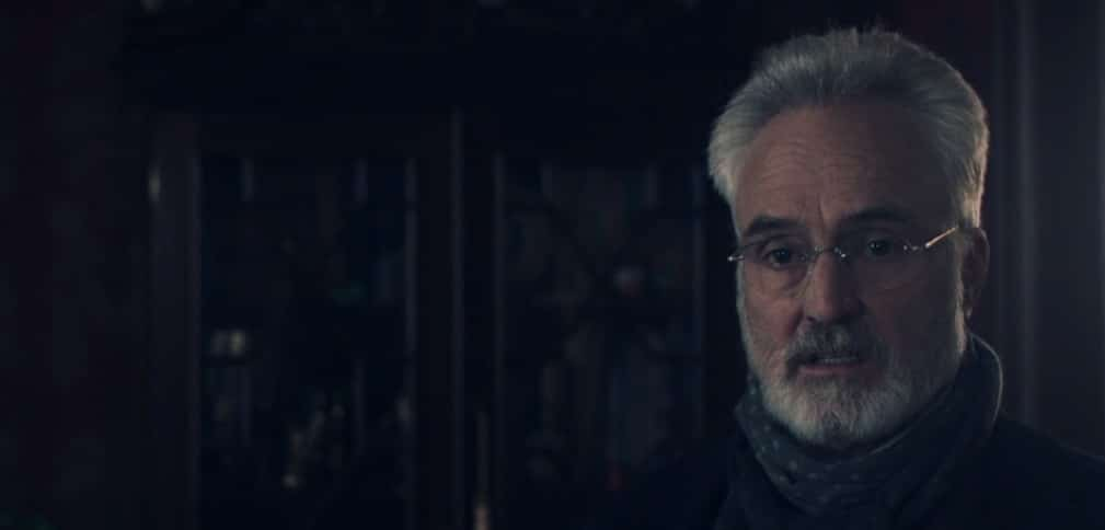 Commander Lawrence, introduced in the twelfth episode of the second season, a very interesting character!