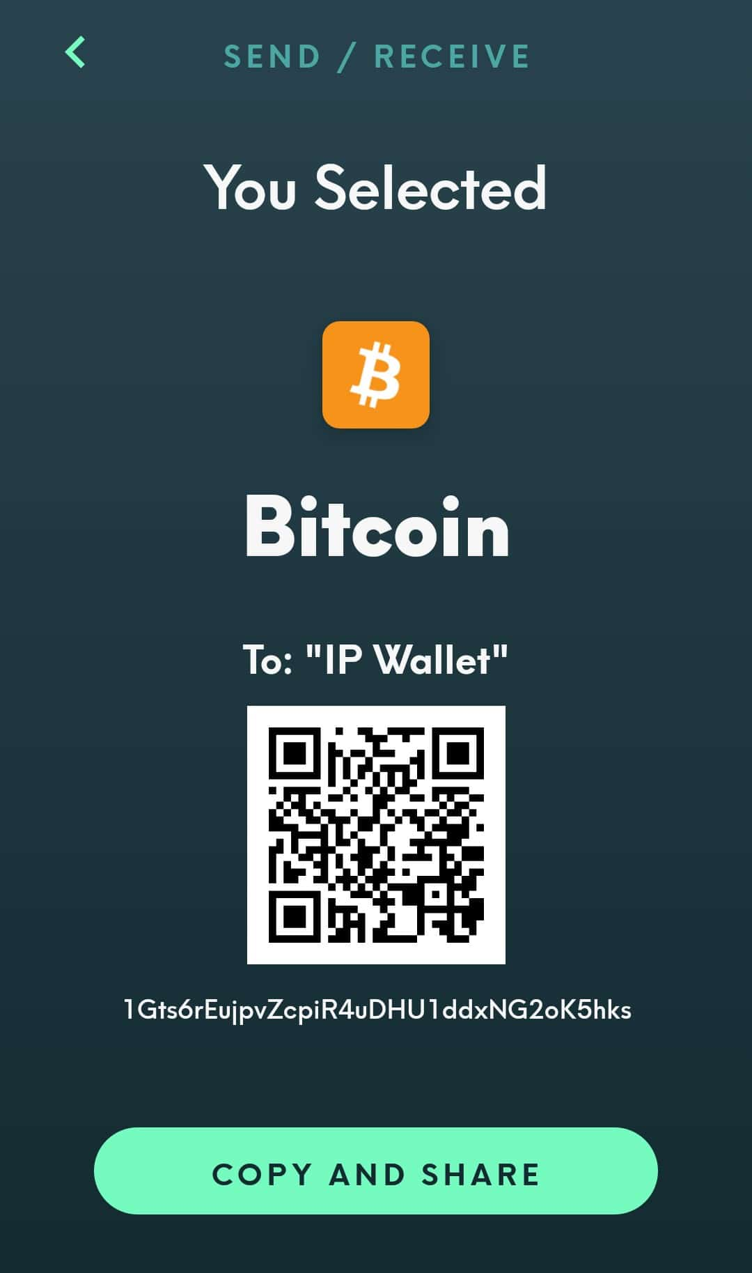 If you want to donate some Bitcoins, this is the address to use!
