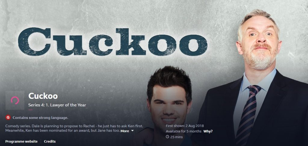 Cuckoo season 4 is here - The waiting is over!