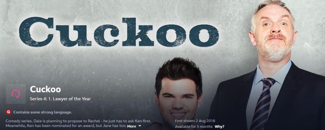 Cuckoo is back