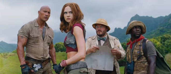 Watch Jumanji: Welcome to the Jungle on Netflix